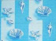 6684 Напольная дорожка Ракушки (гол.), шир 80см*15м
