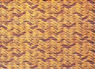 7019 Напольная дорожка  (св.рогожка/т.кор), шир 65см*15м