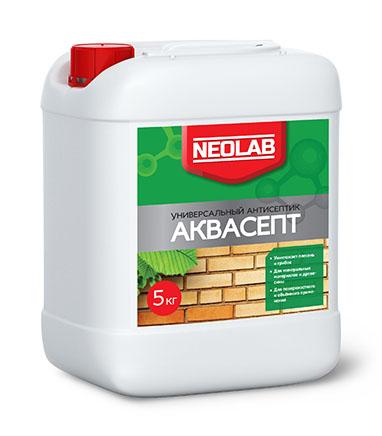 АКВАСЕПТ универсальный антисептик 1 кг (уп.9 шт.) NEOLAB