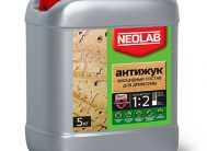АНТИЖУК концентрат 1:2 (5 кг) (уп.4 шт.) NEOLAB