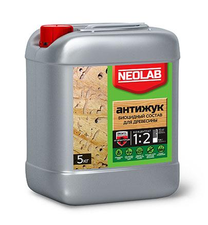АНТИЖУК концентрат 1:2 (1 кг) (уп.9 шт.) NEOLAB