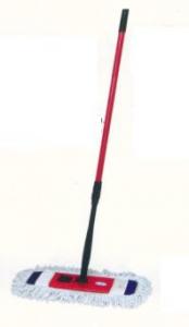 Швабра Залел Р-212 плоская насадка хлопок