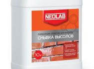 СМЫВКА ВЫСОЛОВ очищающее средство для фасадов 5 кг (уп.4 шт.) NEOLAB