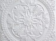 Плитка потол.инжекция бел Солид С-4019/14 (упак.56 шт.)