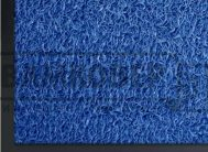 Коврик Спагетти Делюкс выс 12мм 60*90 (синий)