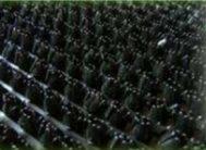 Коврик травка 60*45см черный