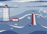 V36С Напольная дорожка  (маяки), шир 130см*15м