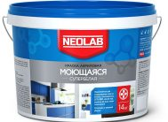 Акриловая супербелая краска МОЮЩАЯСЯ ВД-АК-1180 45 кг (уп.1 шт.) NEOLAB