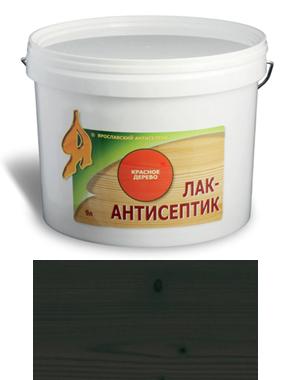 ЛАК-АНТИСЕПТИК деревозащитный состав цвет: венге 0,9 л (уп.12 шт.)