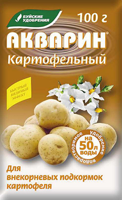 Акварин 100г Картофельный (20 шт.)