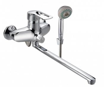 КЕИЛ 50548C (ВМВ) Смеситель для умывальника и ванны
