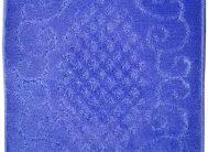 Набор ковриков Залел (2предмет) 55*90/45*55 синий