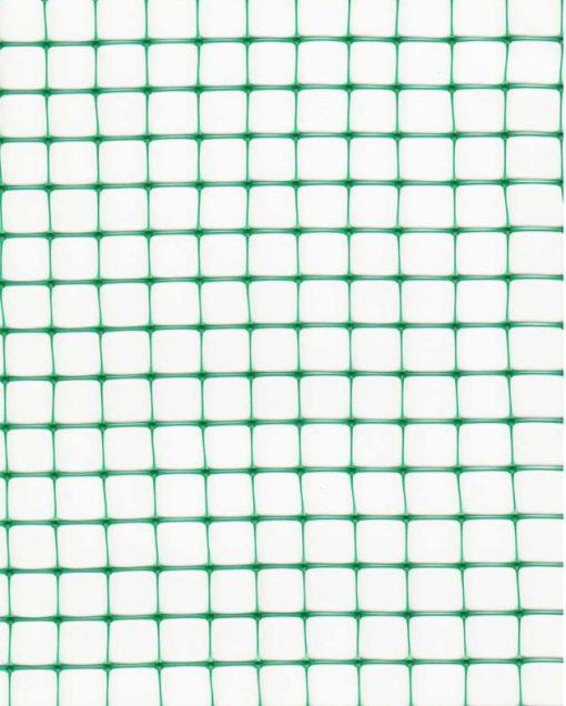 Сетка для птичников Ф-13 (1*10м) ячейка 13*15 10м зеленый
