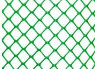 Заборная решетка Ф-18 (1,6х30м) ячейка 18х18мм зел/хаки