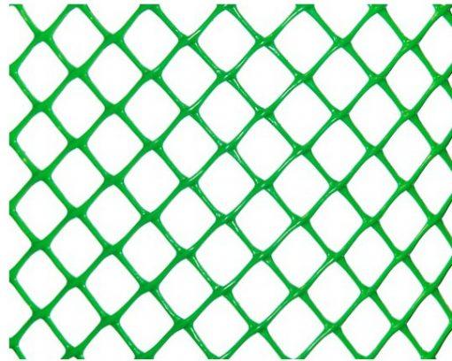 Заборная решетка Ф-18 (1,6х10м) ячейка 18х18мм зел/хаки