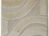 Набор ковриков Maximus классик (1предмет) 50*80см крем.