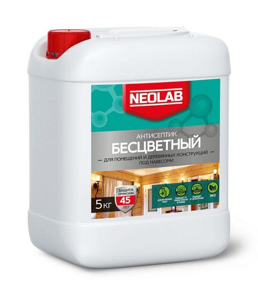 Антисептик БЕСЦВЕТНЫЙ ФБС-211 5 кг (уп. шт.) NEOLAB