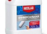 Грунтовка-концентрат универсальная 1:5 5 кг NEOLAB