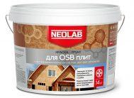 Краска-грунт для OSB плит 14 кг (уп. 1 шт.) NEOLAB