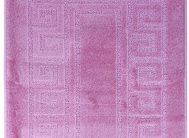 Набор ковриков Maximus классик (2предмет) 60х100/50х60см роз.