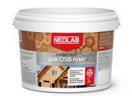 Краска-грунт для OSB плит 3 кг (уп. 4 шт.) NEOLAB